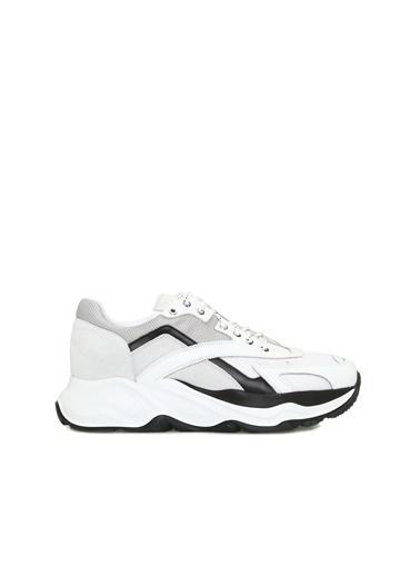 George Hogg Erkek  Sneakers 7004748 Beyaz